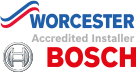 Worcester Bosch accredited heating engineers